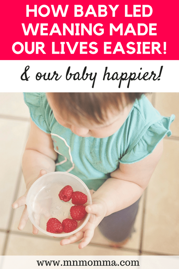 What Is Baby Led Weaning! The pros and cons and why we love baby led weaning!
