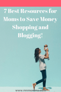 7 Best Frugal Resources. Mom and baby