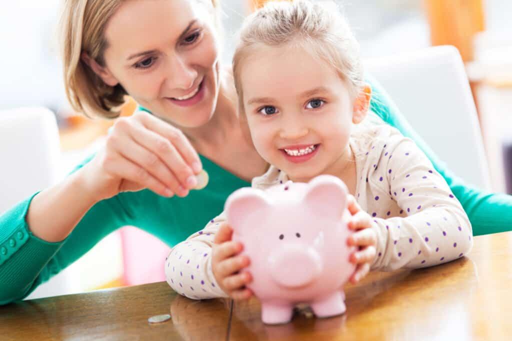 Frugal mom - Tips for saving money