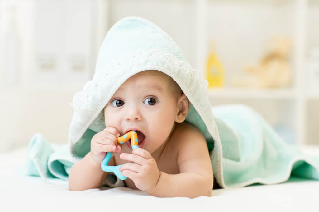Best baby teethers - multi-use