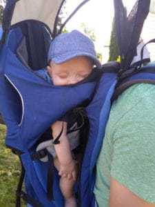 baby carrier kelty