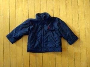 save money shopping - ralph lauren jacket