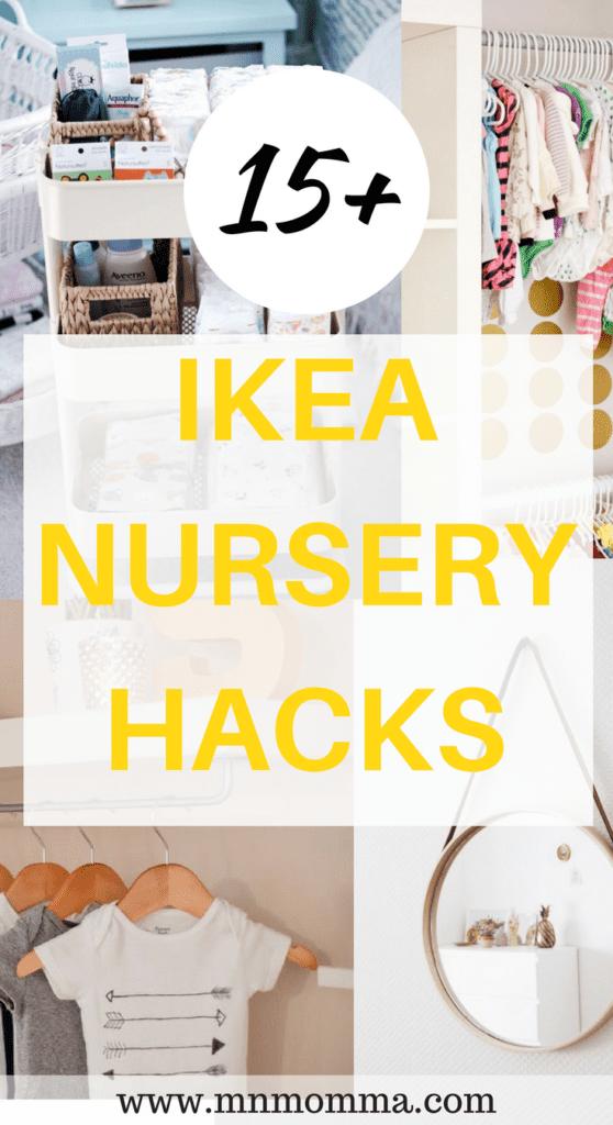 19 Best IKEA Nursery Hacks Of 2021 For Baby