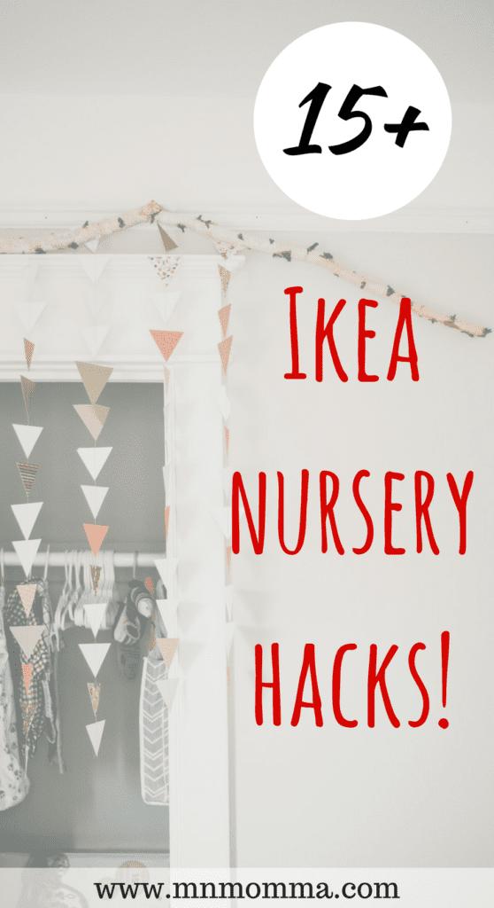 Best Ikea Nursery Hacks