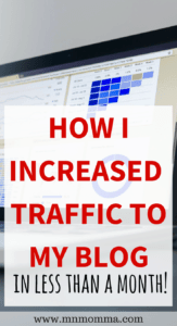 increase blog traffic to blog