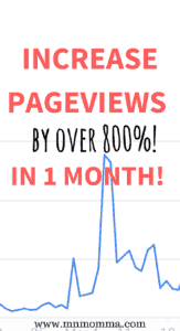 increase pageviews fast