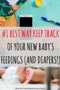 keep track of feedings