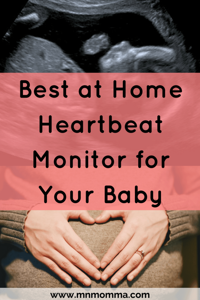 baby's heartbeat monitor