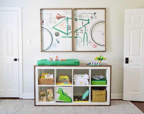 Outstanding 15 Ikea Nursery Hacks You Need In Your Babys Room Download Free Architecture Designs Scobabritishbridgeorg