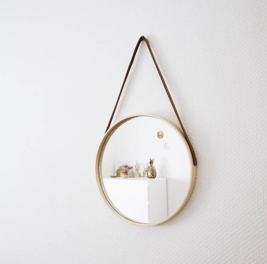 IKEA Nursery Hacks mirror