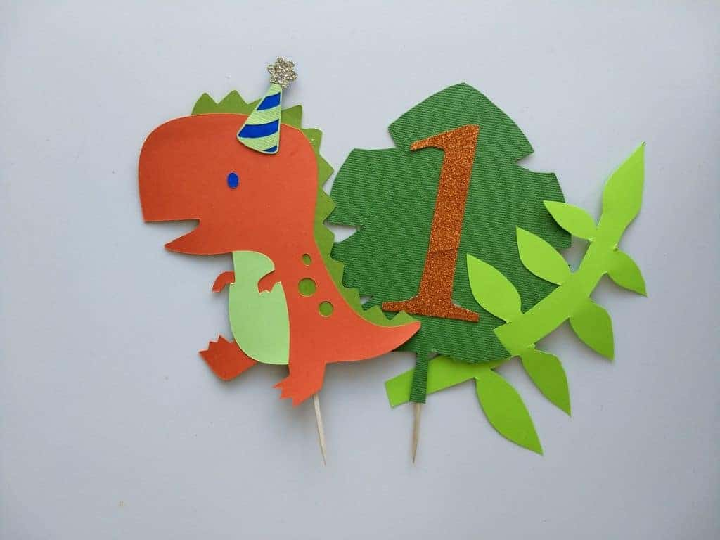 Free Search for fathers day in these categories. Dinosaur 1st Birthday Party The Best Dinosaur Party Diys SVG, PNG, EPS, DXF File
