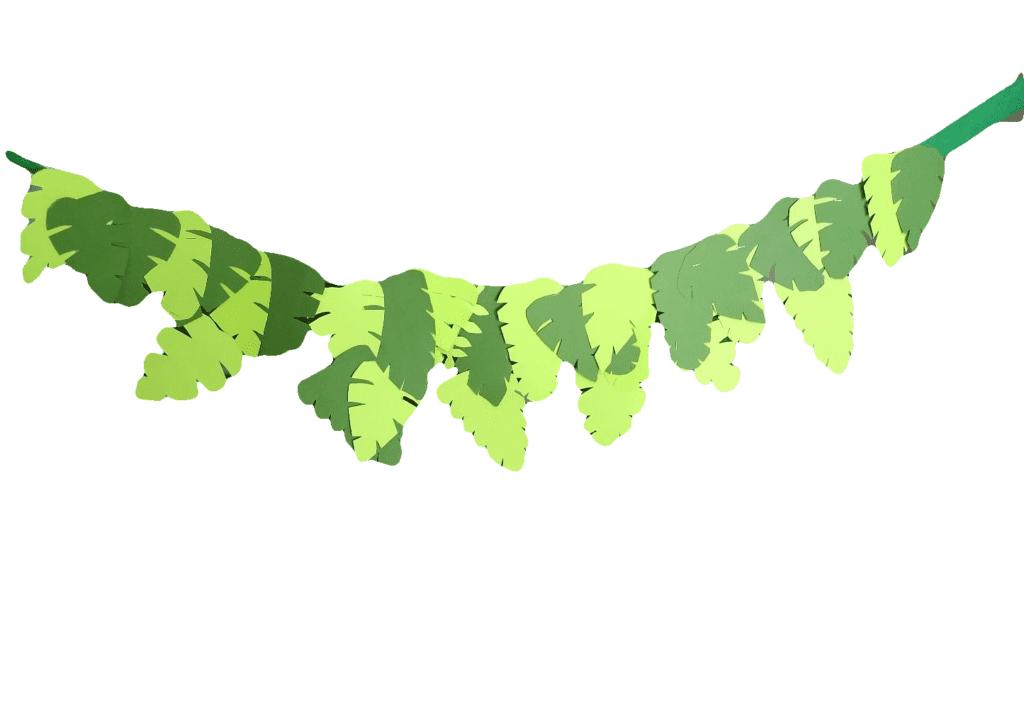 dino leaves