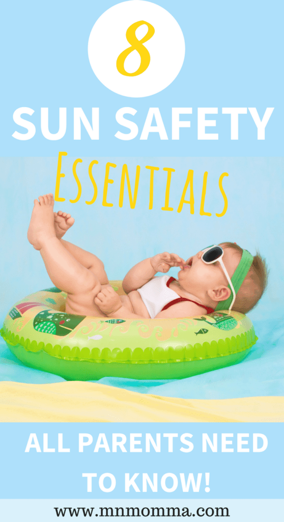 sun safety baby products