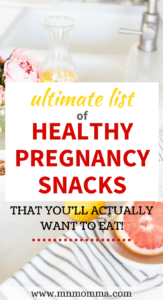 Finding the Best Foods to Eat While Pregnant shouldn't be hard. Eat these healthy pregnancy foods to ensure healthy nutrition for you and your baby!