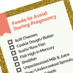 pregnancy foods to avoid freebie