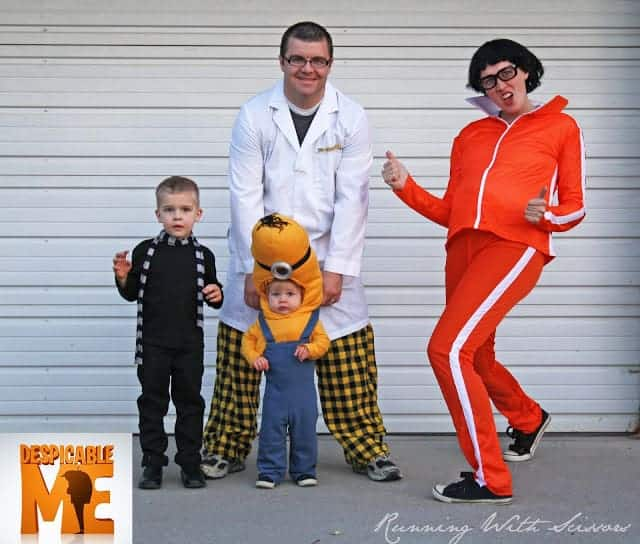 family halloween costume