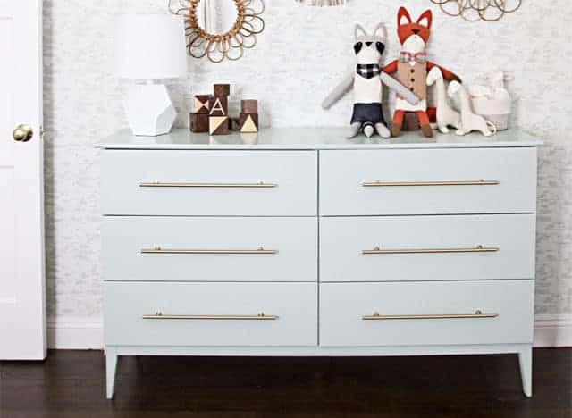 ikea hacks for kids - dresser