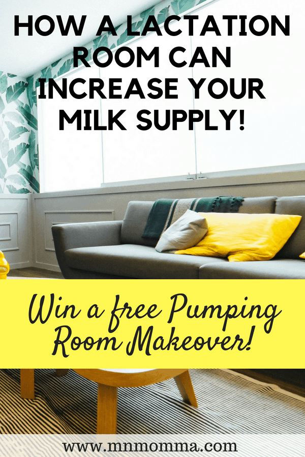 Pumping and Lactation Room Tips - Increase Your Milk Supply at Work!