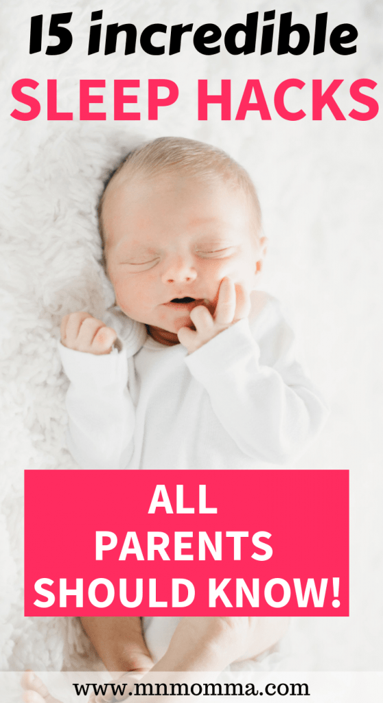 Baby Sleep Tips to Get Your Baby To Sleep Better.