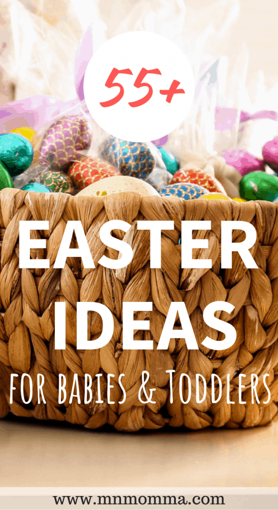 Easter basket ideas that aren't candy!