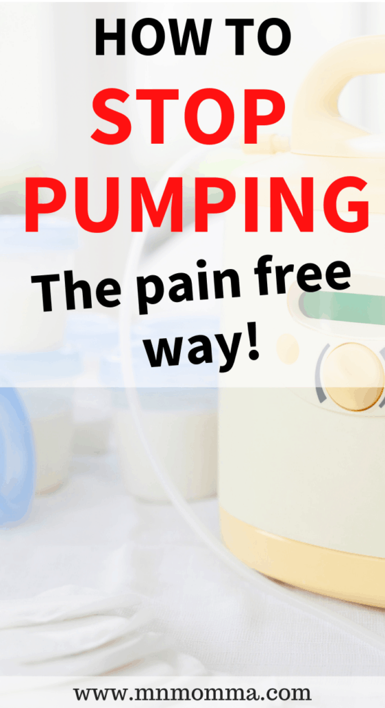 Tips to Wean from the Pump