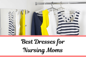 Best Easter Dresses for Nursing Moms