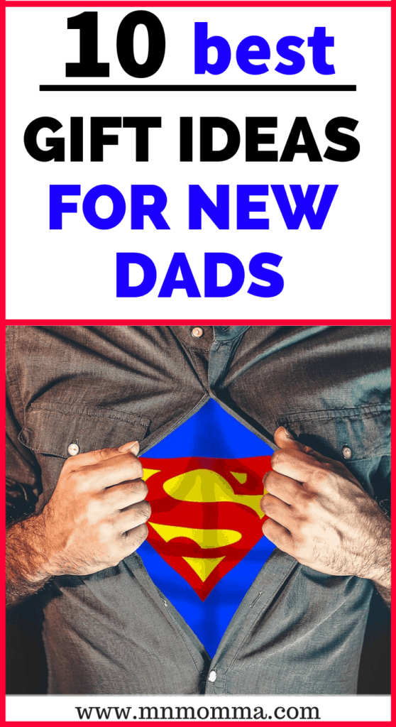 Fun Gift Ideas for New and Expecting Dads