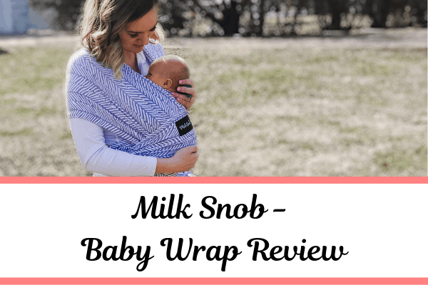 Milk Snob Wrap Review