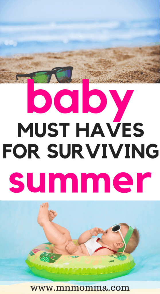 how to keep you baby safe in the summer