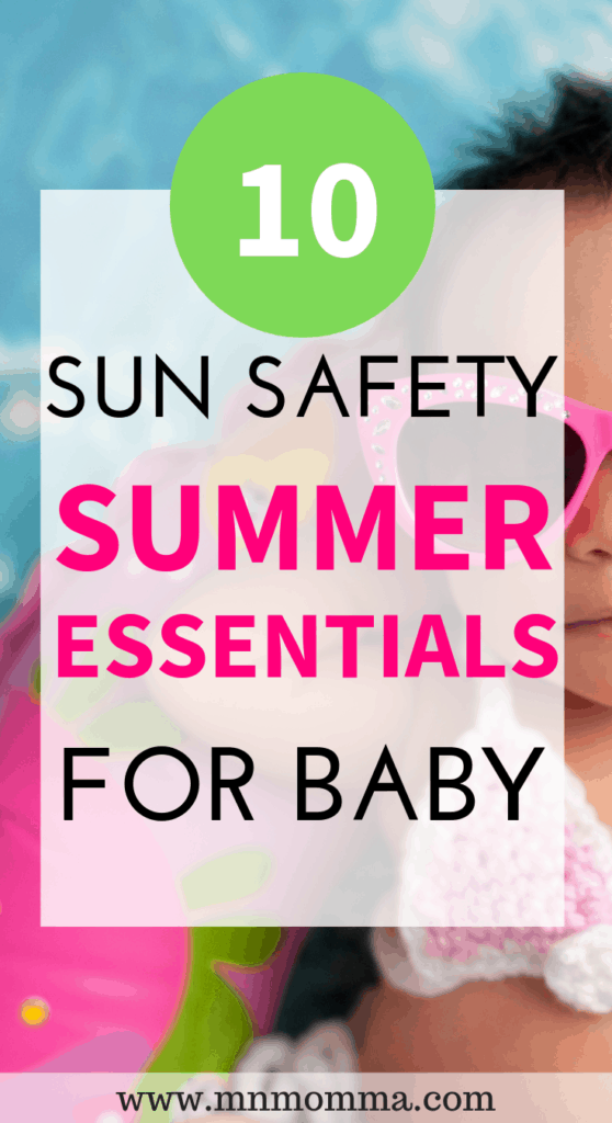 summer tips_ taking your newborn outside