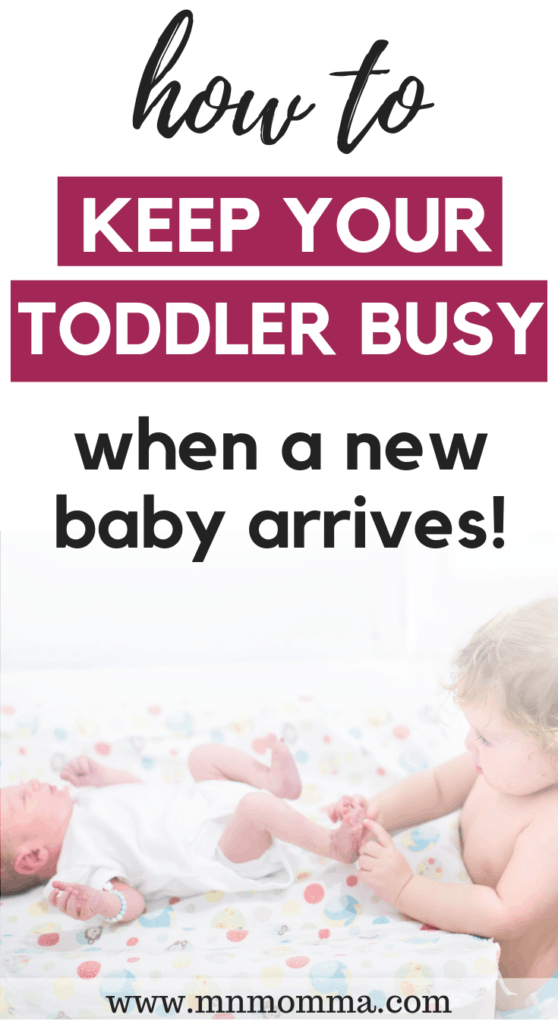 Busy Bags - Keep Your Toddler Busy When a New Baby Arrives