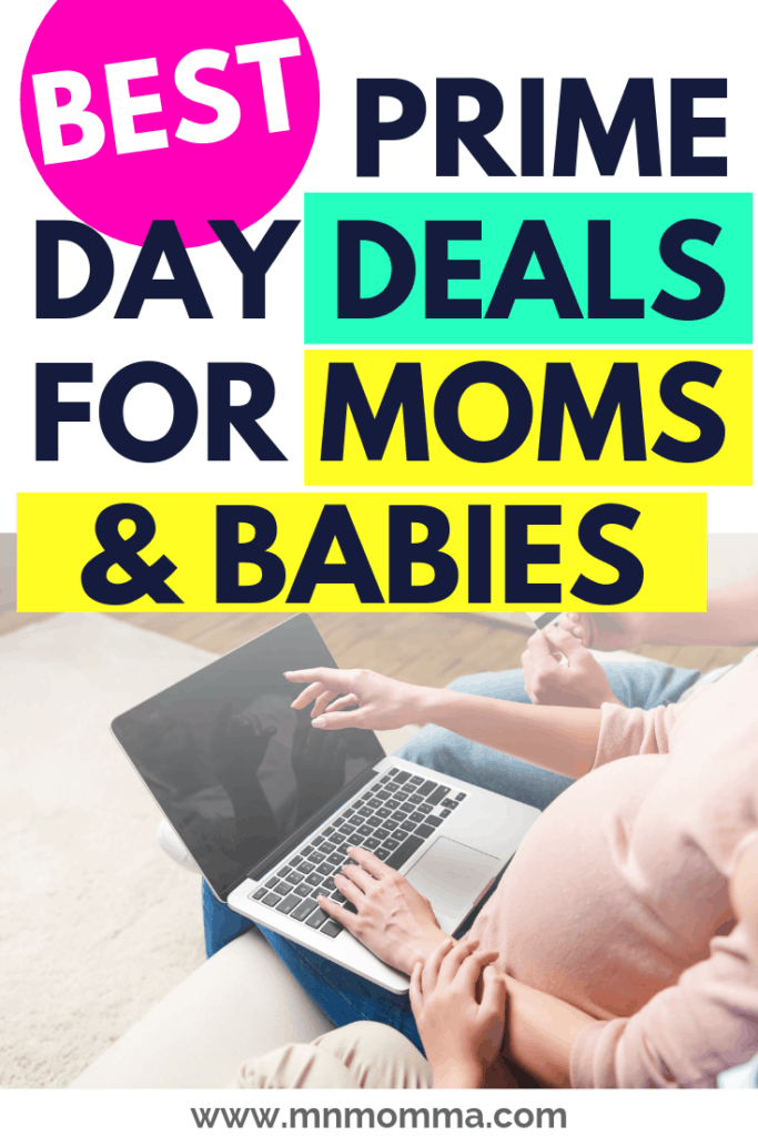 best prime day deals for mom and baby