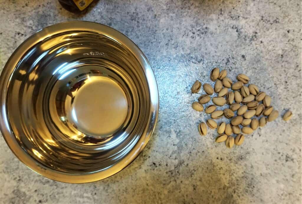 pistachios to increase milk supply