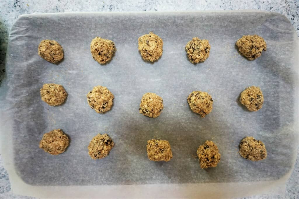 increase your milk supply with these cookie balls