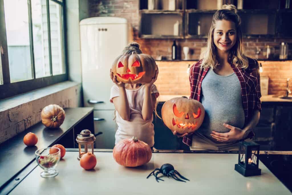 Pregnancy Halloween Costume Ideas