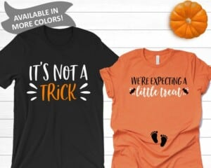 halloween shirts for pregnant women