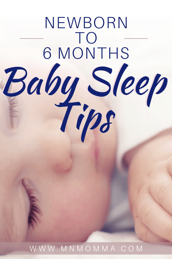 How to Get Your Baby to Sleep - newborn to 6 months