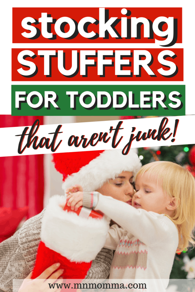 Best Stocking Stuffers for Toddlers!