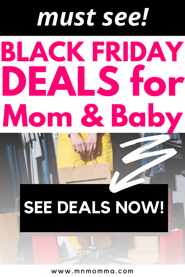 black friday deal for moms and baby
