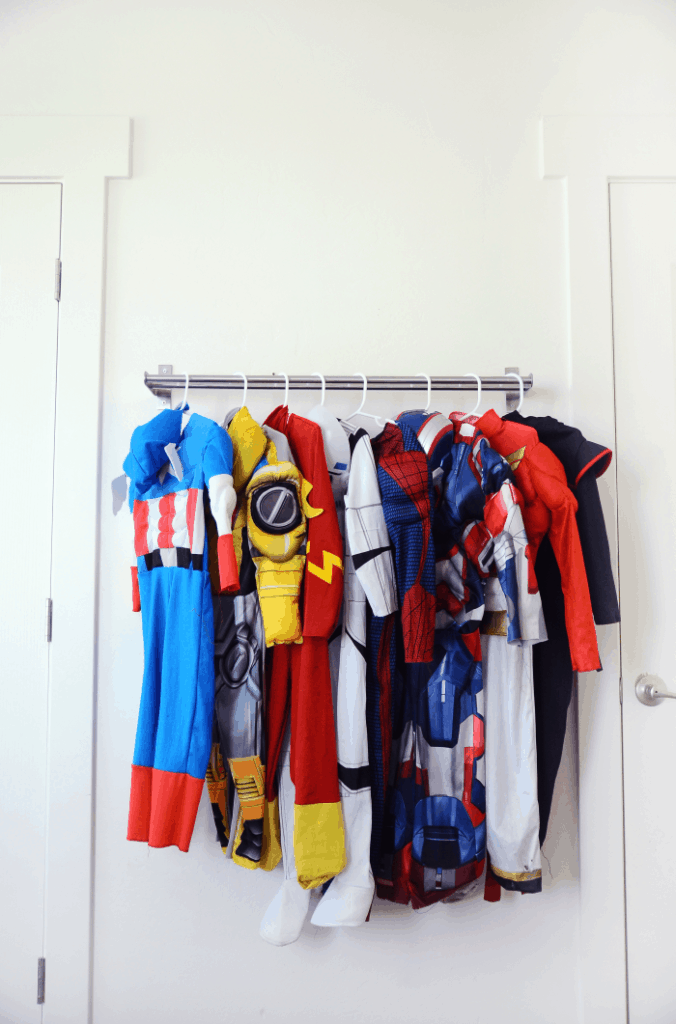ikea hacks toy storage costumes