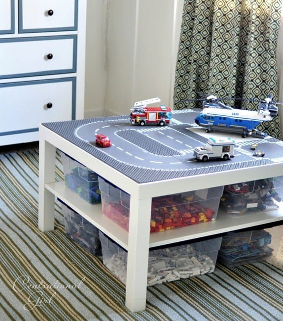 lego hack table ikea storage for toys