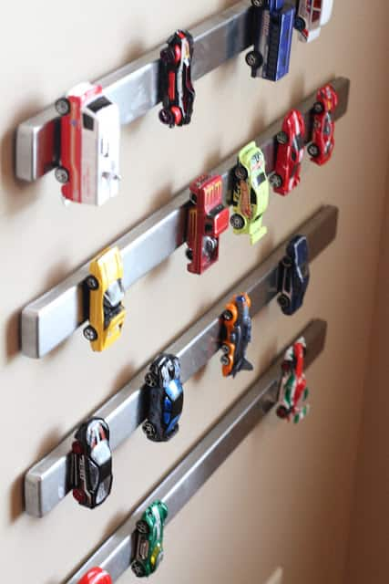 ikea toy storage hacks for cars