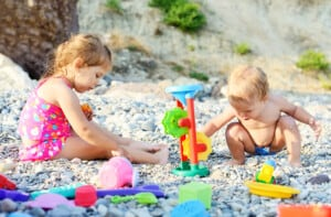 Best outdoor toys for babies