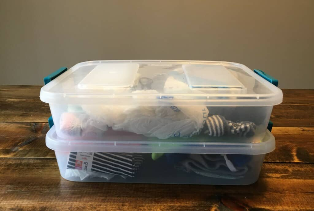 Toddler car kit essentials